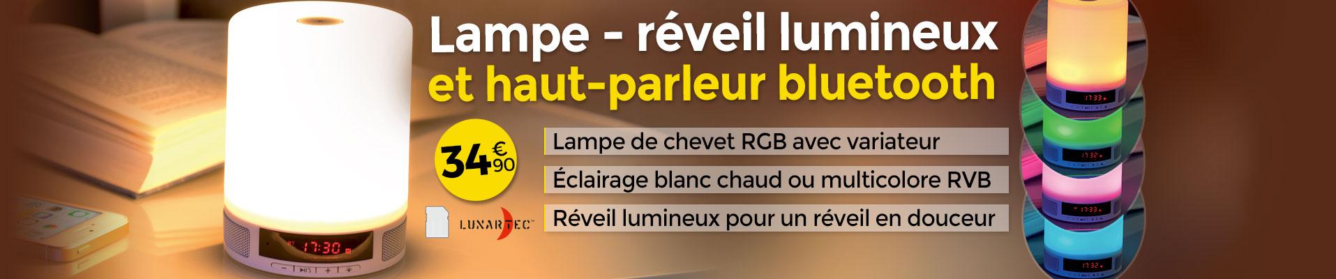 Application Reveil Lumineux Iphone